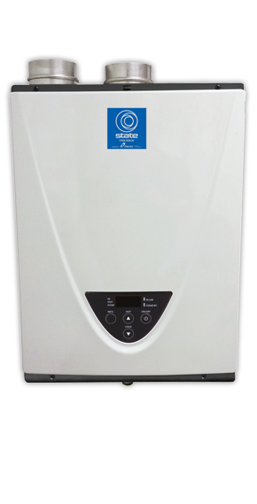 tankless commercial hot water heater
